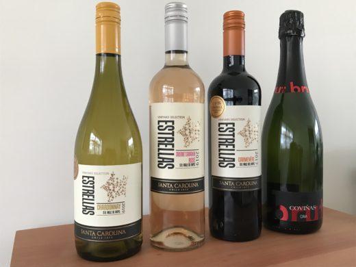 Wijnen van de maand